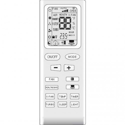 Floor Standing Remote controller-YB1F2